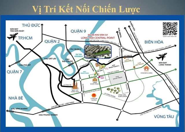 Long Hội Central Point